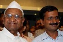 anti-national anarchists kejriwal and anna hazare