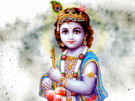 Most Beautiful of all Bal Krishna