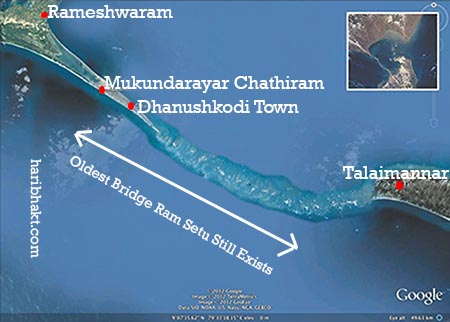 Ram Setu proof of Ramayan