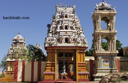 Koneshwaram (Koneswaram) Temple built for Ravan still exists in Sri Lanka