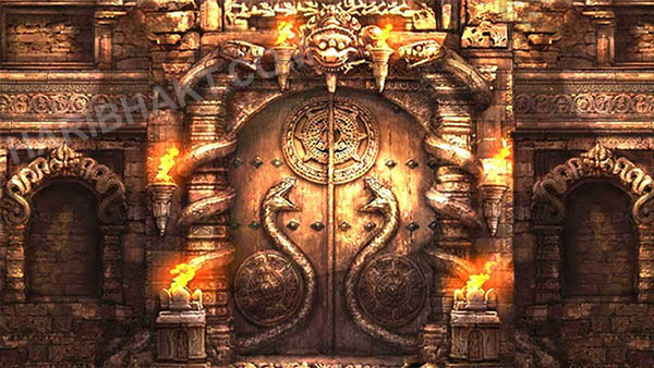 Padmanabhaswamy Temple Secret Doors of Vault B