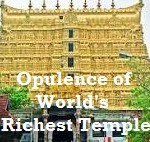 Padmanabhaswamy mandir kerala richest temple in world