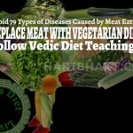 Vedas Vegetarianism for healthy life