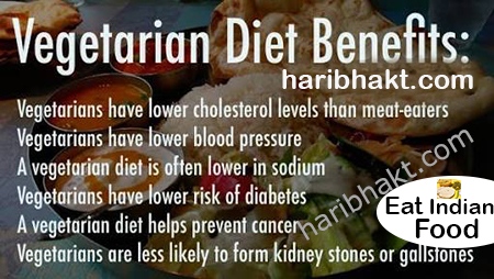 Vegetarian Diet benefits