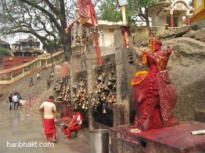 Kamakhya Temple Outside Devtas