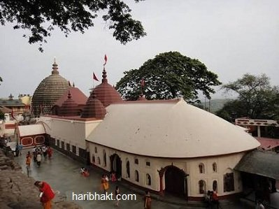 Kamakhya Temple construction structure