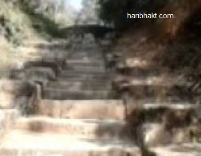 stair case of Kamakhya temple history