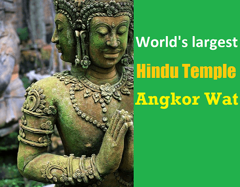 Largest Hindu Temple of the World – Symbol of Eternity and