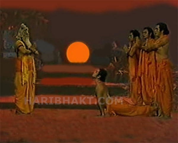Vedic way of life Surya Namaskar Wakeup