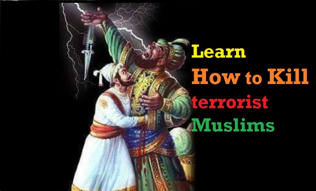 Ghazwa E Hind: how to stop muslim terrorists residing in your locality