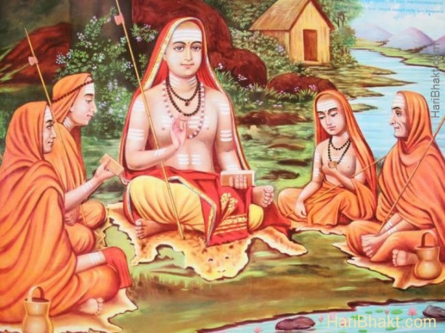 Adi shankaracharya on AnnaDaan