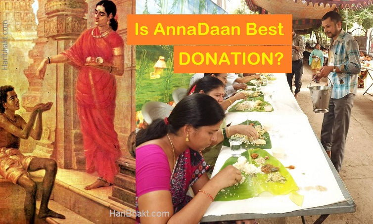 AnnaDaan Donation Best Service Mankind
