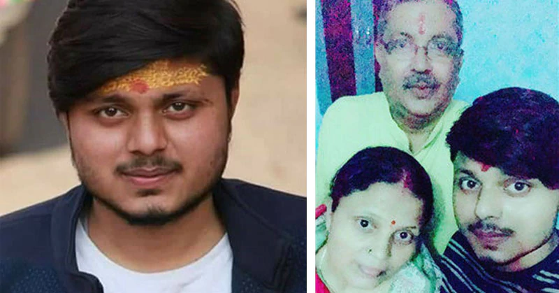 ABVP chandan gupta killed by muslim terrorists