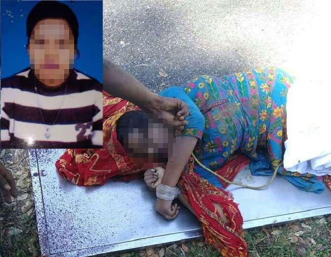 Hindu sister Kiran Kumari killed gangraped by muslim terrorists