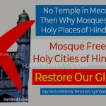 Hindu Unity and Aggression to Reclaim Vedic Temples of India