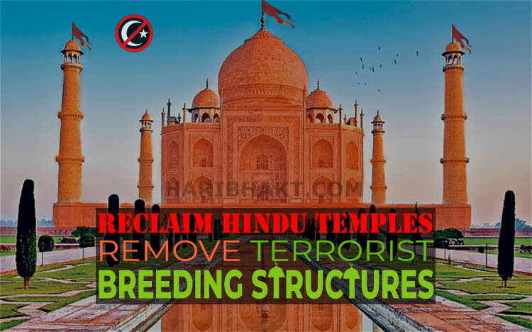 Reclaim Hindu temples movement for Hindu existence