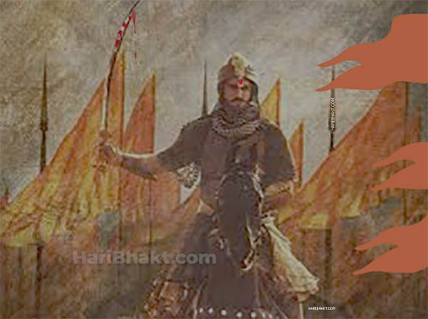 Hindu maratha killed muslim terrorist mughals to save Hinduism in Bharat