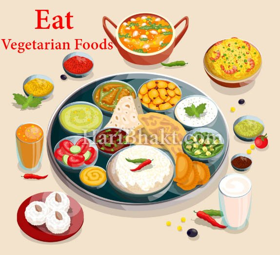 How to control Negative Energy eating food