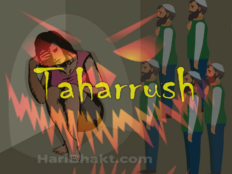 What is Taharrush Jamai