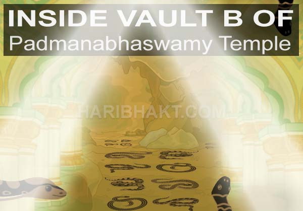 Padmanabhaswamy Temple Secrets Doors of Vault B Opened in 1931