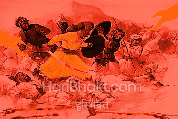 Saka is a war ritual that Hindu Rajput men follow after the women had committed jauhar to protect her modesty